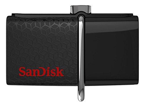 SanDisk Ultra Dual? (USB + microUSB) 128GB, USB 3.0 (für OTG-Android-Geräte) inkl Versand