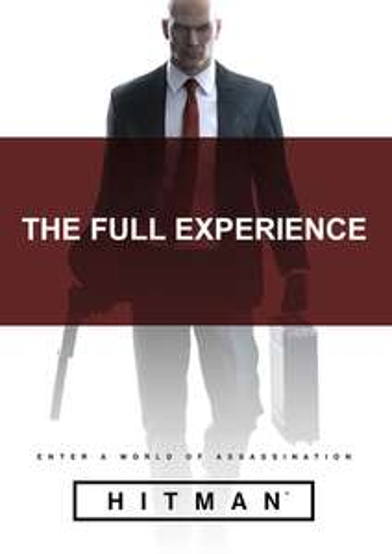 (Gamestop.com) Hitman Full Experience (PC) für 14,46€