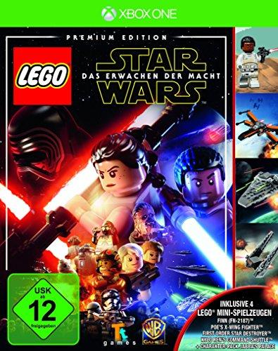 (Amazon Prime) LEGO Star Wars: Das Erwachen der Macht - Premium Edition (PS4 & Xbox One) für 27,97€ Inkl. VSK & LEGO Star Wars: Das Erwachen der Macht - Special Edition (Wii U)? für 12,97€