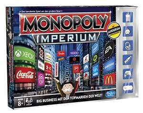 Amazon: Monopoly Imperium für 10,85€