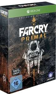 Far Cry: Primal - Collector's Edition (Xbox One) für 45,98€ [Konsolenkost]