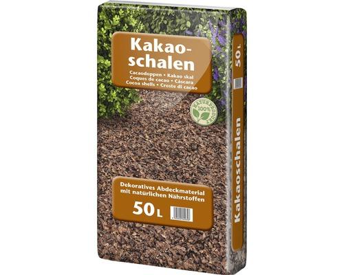 Hornbach (regional): Kakaoschalen, 50 Liter für 50 Cent statt 9,95 Euro