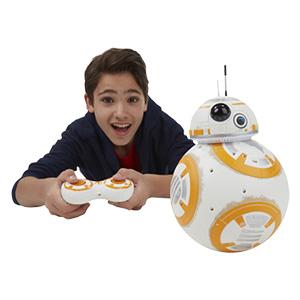 real: Hasbro, Star Wars E7 ferngesteuerter Droide BB-8