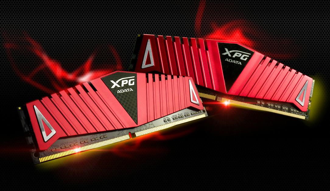 Adata XPG Z1 16GB (2×8GB) DDR4-2800MHz Kit für 86,08 inkl. VSK