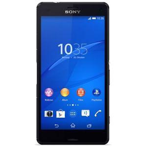 Sony Xperia Z3 Compact 16 GB - Schwarz (Ohne Simlock) (Neu)