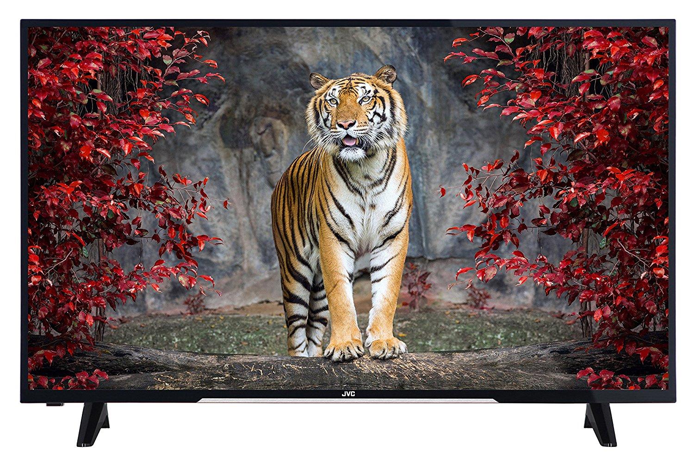 [Amazon.de] Tagesdeal  JVC LT-49VF43A 124 cm (49 Zoll) Fernseher (Full HD, Triple Tuner, DVB-T2 H.265/HEVC) [Energieklasse A+]