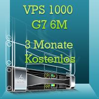 VirtualServer 3 Monate Gratis - 2GB RAM 40GB SATA effektiv 14,97€