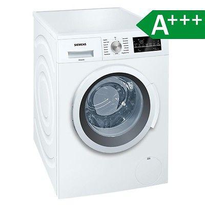 Siemens iQ500 WM14T420 Waschmaschine A+++, mit iQDrive Motor
