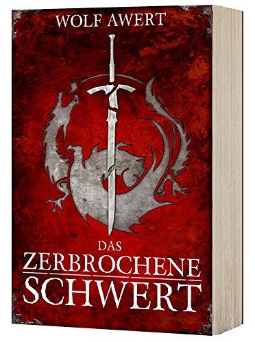 Amazon (Kindle) Weihnachtsaktion: Fantasy Bestseller 2016 - Das zerbrochene Schwert - 800 Seiten deutsche Fantasy (Die Paranaea Saga)