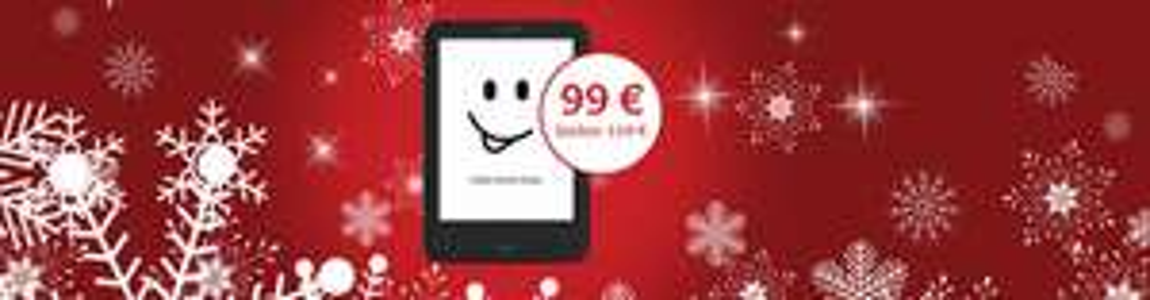Tolino Shine 2 HD für 99€