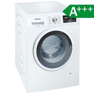 Siemens iQ300 WM14N120 für 296,10€ bei eBay - 7kg A+++ Frontlader-Waschmaschine