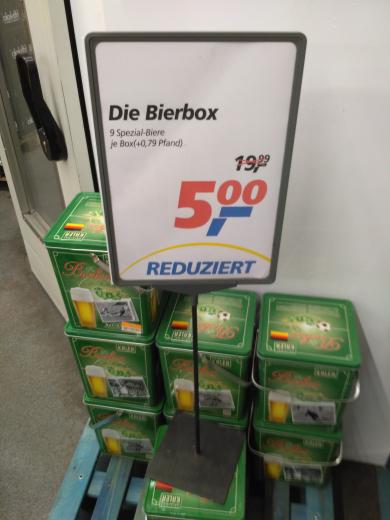(Real Offline) Die Bierbox