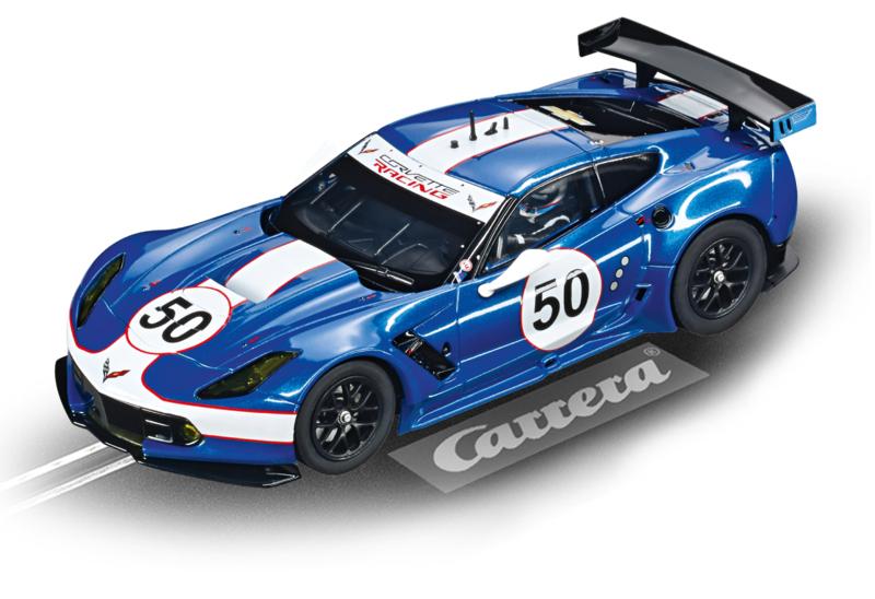 "Carrera DIGITAL 124 Chevrolet Corvette C7.R ""No.50"", Spirit of Sebring '65"