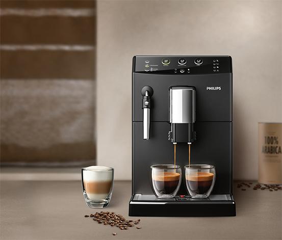 Tchibo 2 kg Kaffee + Saeco Vollautomat mit Gutschein NEWYEAR2017