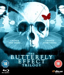 (Zavvi) Butterfly Effect Trilogy (Blu-ray) (OT) für 4,79€