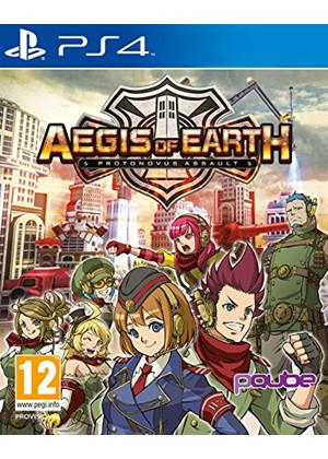 (Base.com) Aegis of Earth: Protonovus Assault (PS4) für 13,99€ Inkl. VSK