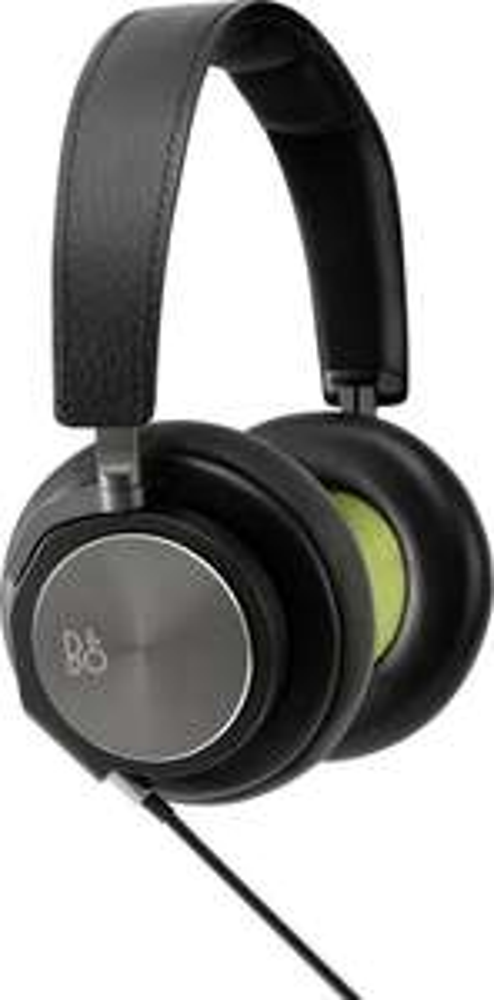 HiFi Kopfhörer B&O PLAY by Bang & Olufsen BeoPlay H6 Over Ear Headset Schwarz