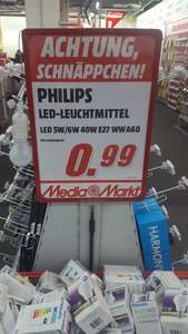 Philips LED Leuchtmittel lokal Berlin MM