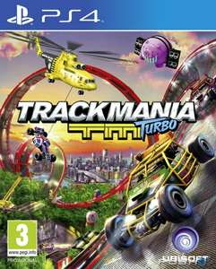[Bundesweit? Offline] MM- Trackmania Turbo Ps4,  division,  rainbow six siege, farcry primal