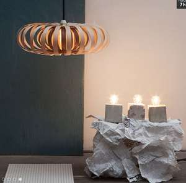 Nur heute: Phi Hängeleuchte von LJ Lamps nur 140,90€ bei Monoqui