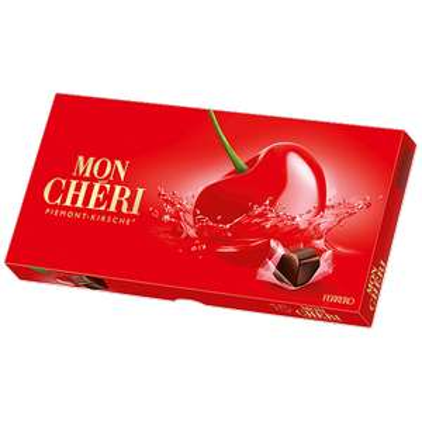 [REWE] Mon Chéri 157 g (1,20 €/100 g)