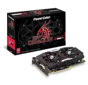PowerColor Radeon RX 480 Red Dragon mit 8GB GDDR5 für 229€ [B-Ware] [Ebay]