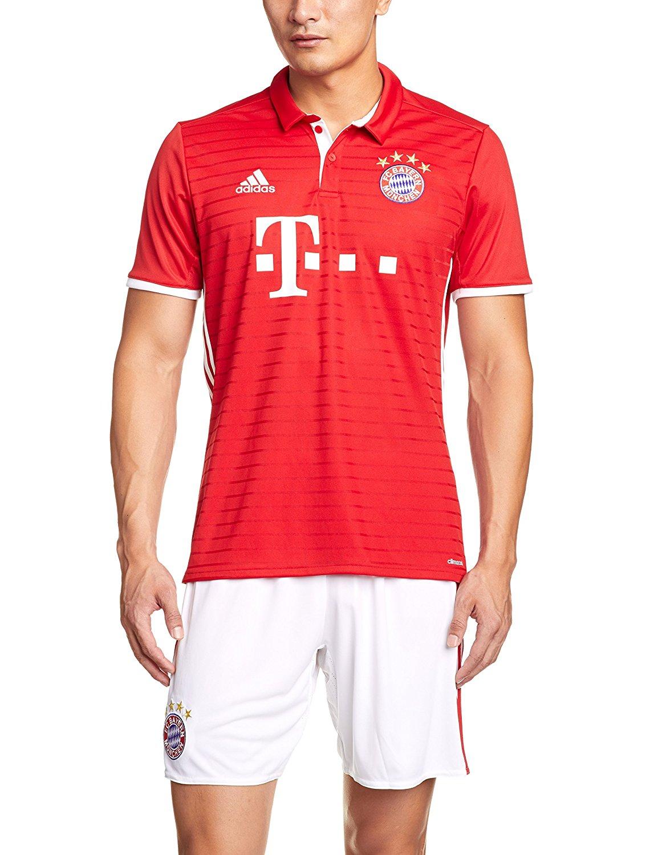 FC Bayern München Trikot Heim 2016/17 ab 30€ (Größe M) bei Amazon