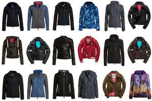Superdry Damen Jacken versch. Modelle für 39,95 Euro