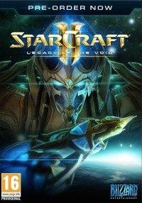 Starcraft II: Legacy of the Void für 15,96€ [CDKeys]