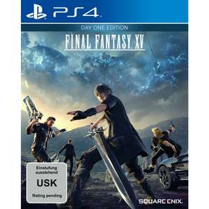 [Amazon/Müller] Final Fantasy XV - Day One Edition