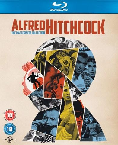 (Zavvi) Alfred Hitchcock Masterpiece Collection (14x Blu-ray) für 21,59€