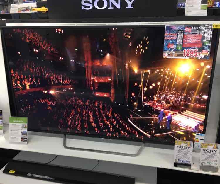 Sony KD65XD7505 im Technoland deizisau