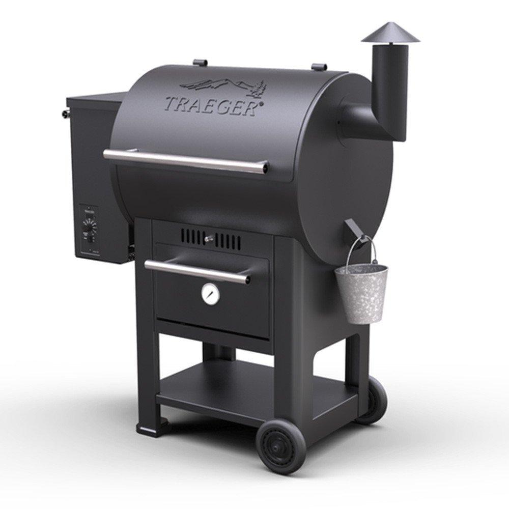 Traeger Pro/Century Series 22/34 Pellet-Grills mit zu 45% Rabatt aus England