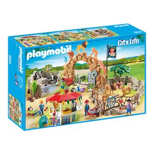 [REAL ONLINE] Playmobil 6634 City Life - Mein großer Zoo [versandkostenfrei]