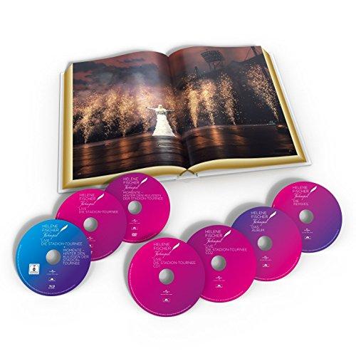 Helene Fischer - Farbenspiel - Die größten Momente 2013-15 (Ltd. Bildband+4CDs+2DVDs+Blu-ray) für 29,97 € @Amazon