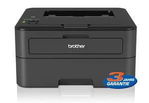 Brother HL-L2365DW für 99,90€ @ Office-Partner - Monochromlaserdrucker mit Duplexdruck, WLAN, 30 S/min., AirPrint/Cloud Print, USB