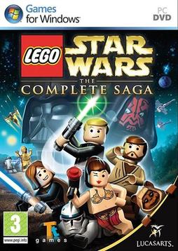 [Steam] LEGO Star Wars : The Complete Saga  (@game.co.uk)