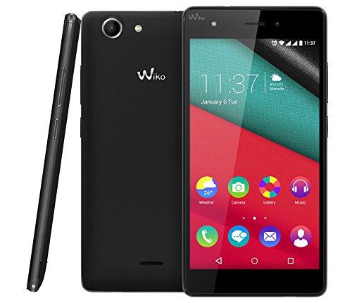 Wiko Pulp 3G Smartphone (12,7 cm (5 Zoll) HD IPS-Display, 1,4 GHz Octa-Core-Prozessor, 32GB interner Speicher, 2GB RAM, Android 5.1 Lollipop)