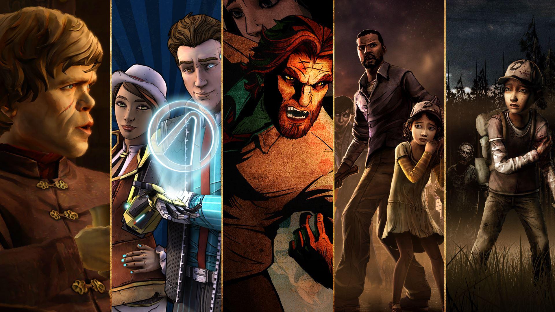 (iOS+Android) Telltale Sale auf fast alles, z.B. Monkey Island, Mr. Robot, Batman, The Walking Dead, Game of Thrones, Jurassic Park... (Sammeldeal)