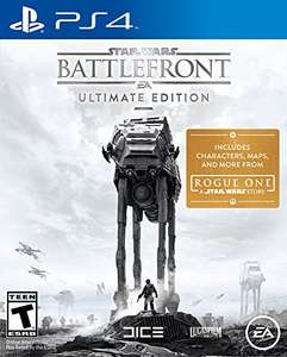 (Amazon.com) Star Wars: Battlefront - Ultimate Edition (PS4) für 25€