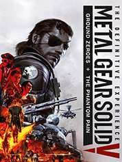 (Green Man Gaming) Metal Gear Solid V: The Definitive Experience (Steam) für 16,71€