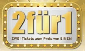Kinoheld: 2 Kinotickets zum Preis für 1 mit MasterPass