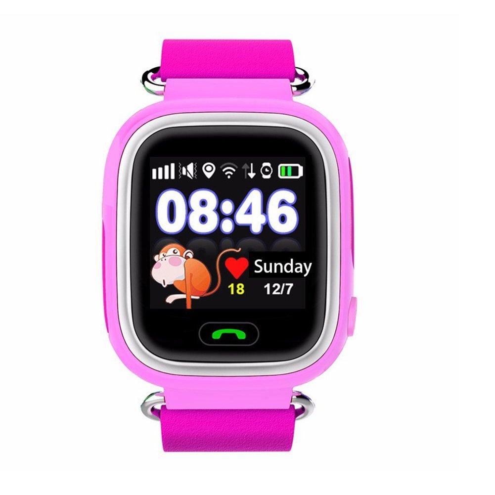 Smartwatch? Q90 - Uhr mit Überwachungsfunktion für 25,65€