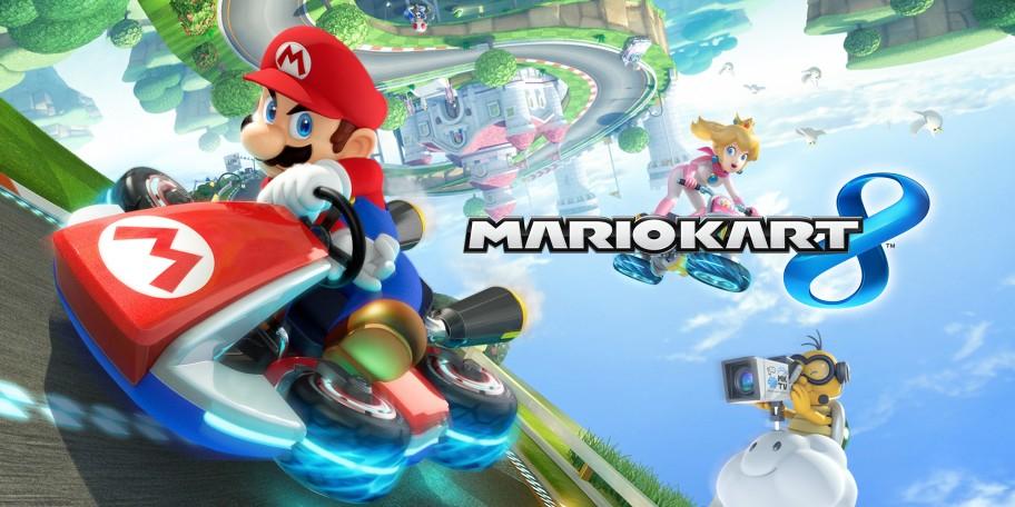Mario Kart 8 (Wii U) – 25 % Rabatt auf alle Zusatzinhalte – bis einschließlich 05. Januar
