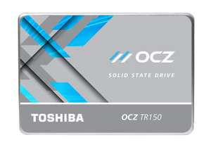 OCZ Trion 150 SSD mit 960GB (inkl. 3jähriger Toshiba-Advanced-Garantie) für 161,23€ [Amazon.co.uk]
