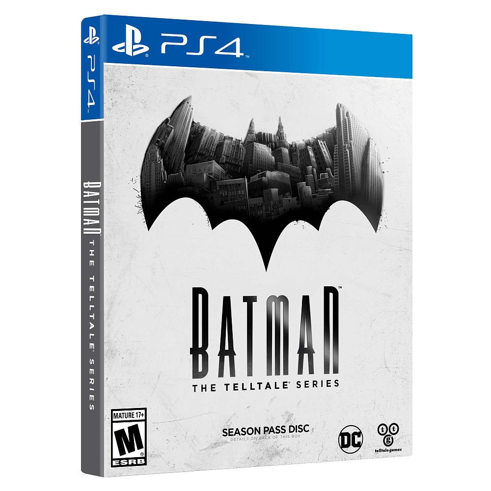 (Base.com) Batman: The Telltale Series (PS4) für 19,10€ inkl. VSK