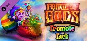 [STEAM] Forge of Gods: Promote pack (DLC) @Game Giveaway of the Day
