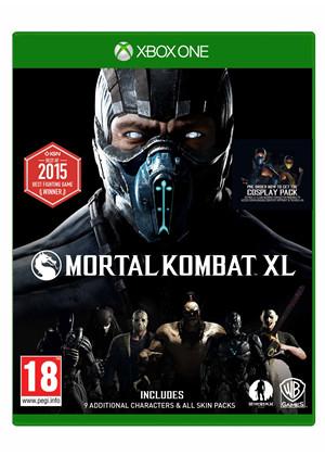 (base.com) BoxingDayDeals Mortal Kombat XL (Xbox One/PS4)