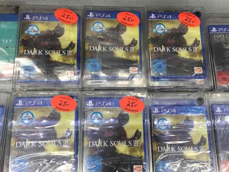 Dark Souls 3 PS4 Lokal Bonn [Expert]