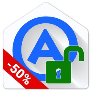 [Android] Aqua Mail Pro 50% reduziert = €2,79